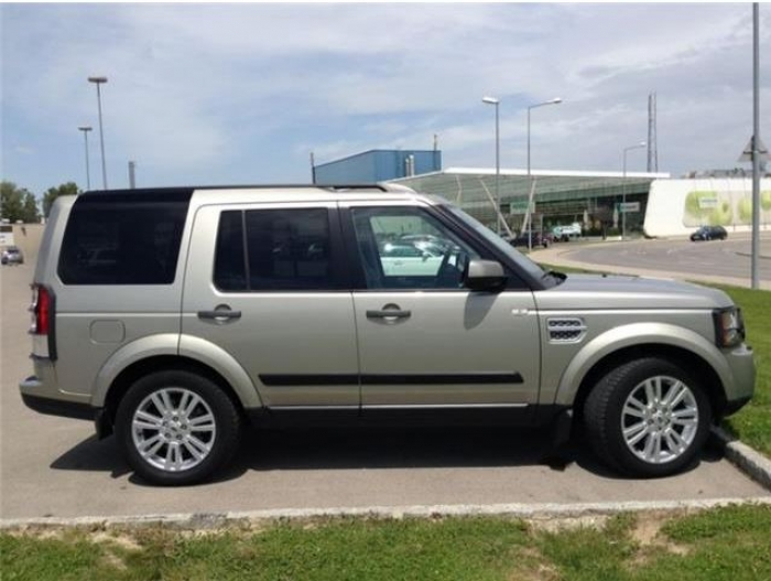 Land Rover Discovery 4 - VERKAUFT